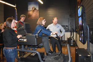 Oregon Governor Kate Brown Visits BTI
